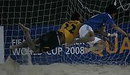 FIFA BEACH SOCCER WORLD CUP 2008 - AFC QUALIFIER DUBAI