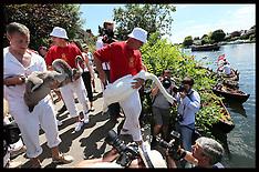 JUL 14 2014 Swan Upping