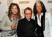 4/8/2013 - ASCAP Press Conference with Steven Tyler and Joe Perry of Aerosmith