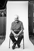 Dr. Morris Reiter<br /> Army<br /> O-3<br /> MSC Corps<br /> 1956 - 1964<br /> <br /> Veterans Portrait Project<br /> El Paso, TX