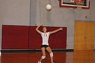 Lafayette High vs. Senatobia in girls high school volleyball action Oxford, Miss. on Thursday, September 2, 2011. Lafayette High won 3-2....