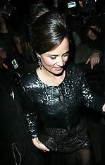 NOV 20 2013 Pippa Middleton at Sugarplum dinner