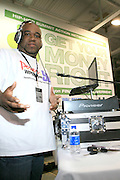 """DJ Incog at the Hip-Hop Summit's """"Get Your Money Right"""" Financial Empowerment International Tour draws hip-hop stars and financial experts to teach young people about financial literacy held at The Johnson C. Smith University's Brayboy Gymnasium on April 26, 2008..For the past three years, hip-hop stars have come out around the country to give back to their communities. Sharing personal stories about the mistakes they've made with their own finances along the way, and emphasizing the difference between the bling fantasy of videos and the realities of life, has helped young people learn the importance of financial responsibility while they're still young. With the recent housing market crash in the United States affecting the economy, jobs, student loans and consumer confidence, young people are eager to receive sound financial advice on how to best manage their money and navigate through this volatile economic environment.."""