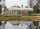 VA: Plantations: Monticello, Shirley