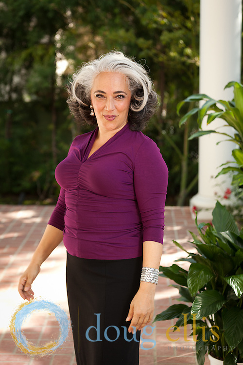 Liana Chaouli publicity portraits, Beverly Hills CA.