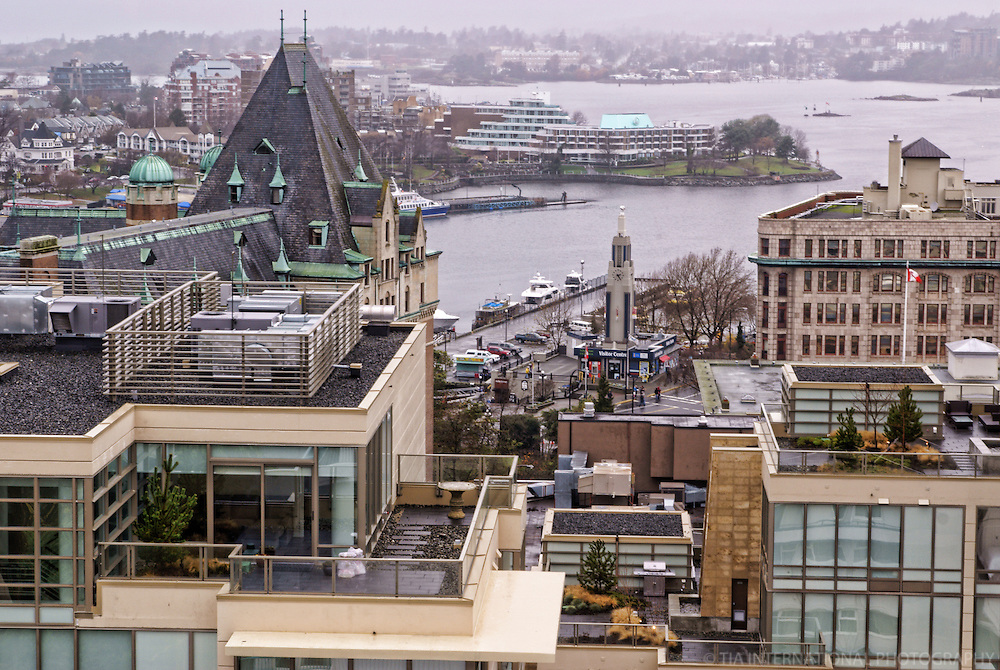 Downtown Victoria & Inner Harbour