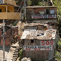 &quot;Favela as a model of what?&quot; I typed this question into Google and found this very interesting documentary: http://www.youtube.com/watch?v=2sT8rhhbCUA<br />