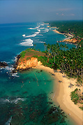 Sri Lanka. South Coast beach.