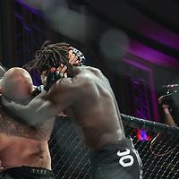 Ricky Campbell vs. Makunga Bunduku
