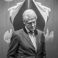 Portrait of President Bill Clinton