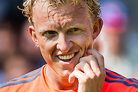 ROTTERDAM - Eerste training met Dirk Kuyt , voetbal , seizoen 2015/2016 , Sportcomplex Varkenoord , 02-07-2015 , Dirk Kuyt