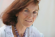 Best selling author Mavis Cheek, appearing at an Edinburgh International Book Festival photo call in Edinburgh, on Monday 14th August 2006. Over 600 authors from 35 countries are appearing at the Edinburgh International Book festival during 12th-28th August. The festival takes place in historic Edinburgh city, a UNESCO City of Literature.