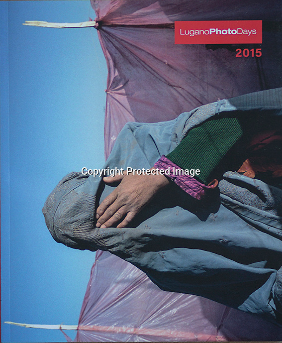 Catalogue &quot;Lugano Photo Days&quot; (2015)<br />