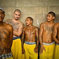 El Salvador Prisons