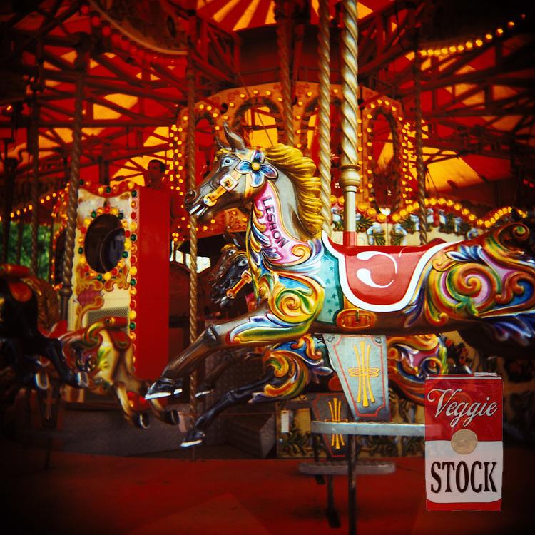 Carousel, South Bank, London, May 2008.