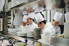 Pierre Gagnaire's restaurant (Paris, Jun. 2014)