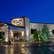 Mahogany Prime Steakhouse in Oklahoma City Photographed by David Cobb for Hal Smith Restaurant Group