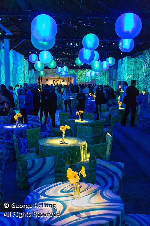 Audrey Coulter's debutante party at the Contemporary Arts Center in New Orleans on December 23, 2013 photographed by George Long