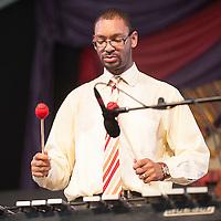 Jason Marsalis, New Orleans Jazz & Heritage Foundations 2013