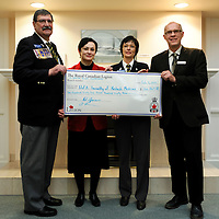 Royal Canadian Legion Visit - 020513