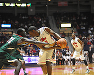 Ole Miss' Reginald Buckner (23) vs. Mississippi Valley State's Julius Francis (31) in Oxford, Miss. on Friday, November 9, 2012.