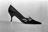 1965 - Photographs of shoes for Castle Publications.