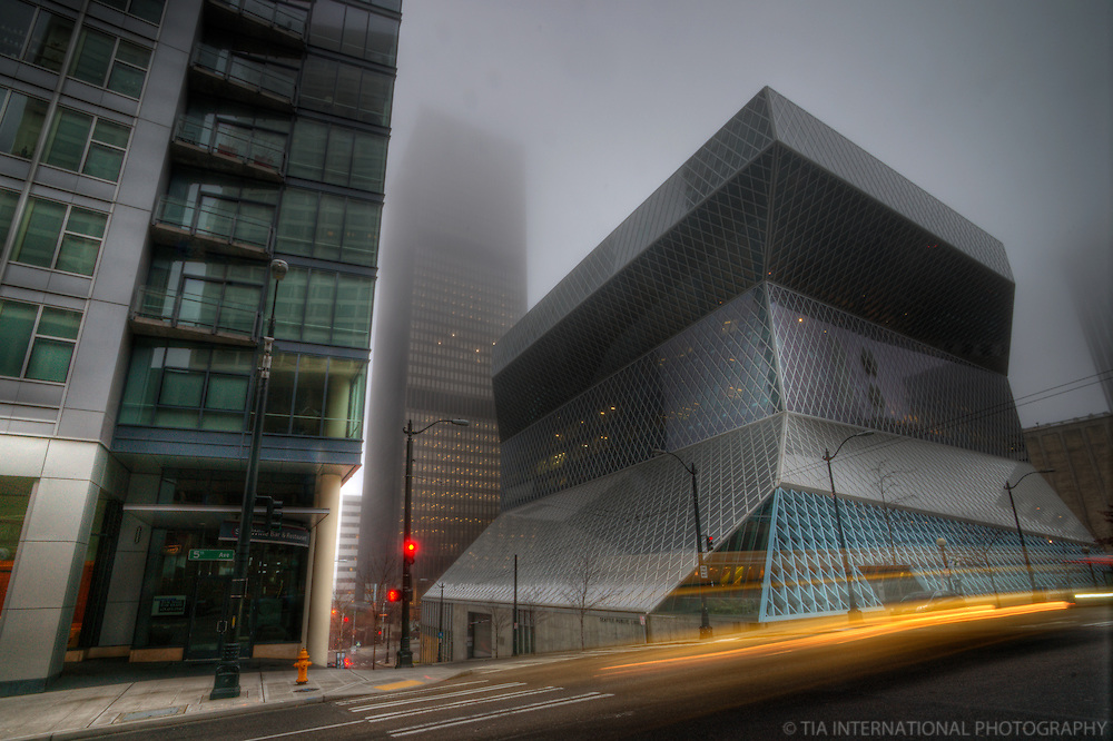 Seattle Public Library, Downtown Branch