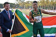 2016 CAA African Athletics Championships-Durban 21-26 June