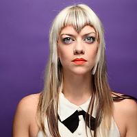 Gretchen King of the Phantods best bangs.(Jodi Miller/Alive)