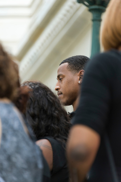 On August 31 the San Antonio Black Lives Matter Chapter organized a protest on the steps of City Hall prior to the City Council meeting in order to address concerns about the pending San Antonio Police Department contract and calling for revisions that will ensure greater departmental accountability when wrongful police action occurs. Following the City Hall protest individuals spoke before City Council about the need to reject the police contract as presently written.