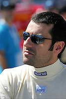 Dario Franchitti at the Homestead-Miami Speedway, Toyota Indy 300, March 6, 2005