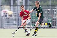 ROTTERDAM - Culemborg - Hardenberg , Hockey playoffs , Hockey , Hockey club Leonidas , 21-06-2015 ,