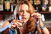 #7 Drink Very Scant If Any<br /> &lt;br&gt;<br /> Sharon Meyer, Bartender<br /> &lt;P&gt;<br /> While Guthrie wasn't a heavy drinker, many of Meyer's rowdy clientele are.