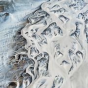 Vatnajökull Glacier meltwater, July, 2014.