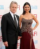 """6/11/2009 - AFI Life Achievement Award: A Tribute to Michael Douglas"""" - Arrivals"""