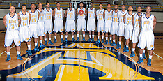 2013-14 A&T Men's Basketball Team Pictures