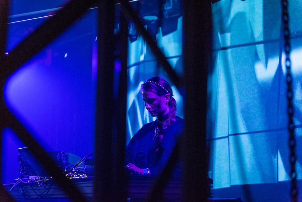 NOCTURNE 2 EN COLLABORATION AVEC THUMP, 21:00 - 01:45<br /> Mus&eacute;e d'art contemporain de Montr&eacute;al (MAC), Kara-Lis Coverdale.
