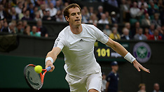 JUNE 28 2013 Murray - Wimbledon Tennis Championships