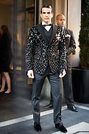 Menswear Black Tie Look, Met Gala 2015