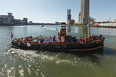 Rotterdam Nieuwe Maas. Netherlands