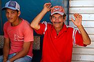 Men near Belic, Granma, Cuba.