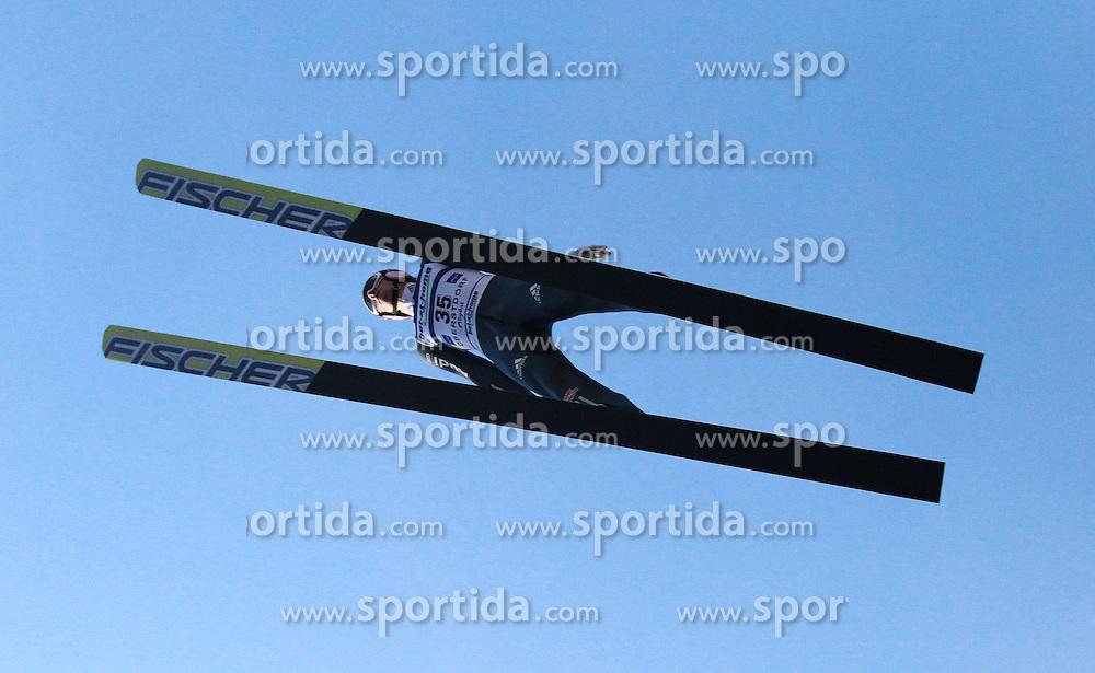 05.02.2011, Heini Klopfer Skiflugschanze, Obersdorf, GER, FIS Ski Jumping Worldcup, Team Tour, im Bild  SEVERIN FREUND. EXPA Pictures © 2011, PhotoCredit: EXPA/ EXPA/ Newspix/ Jerzy Kleszcz +++++ ATTENTION - FOR AUSTRIA/AUT, SLOVENIA/SLO, SERBIA/SRB an CROATIA/CRO CLIENT ONLY +++++