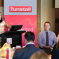 Tunstall Healthcare Executive Luncheon 2014