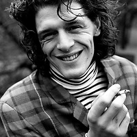 Marco Pierre White on Wandsworth Common, London<br /> Photographed 1989<br /> <br /> Picture by Flo Smith<br /> <br /> <br /> WORLD RIGHTS