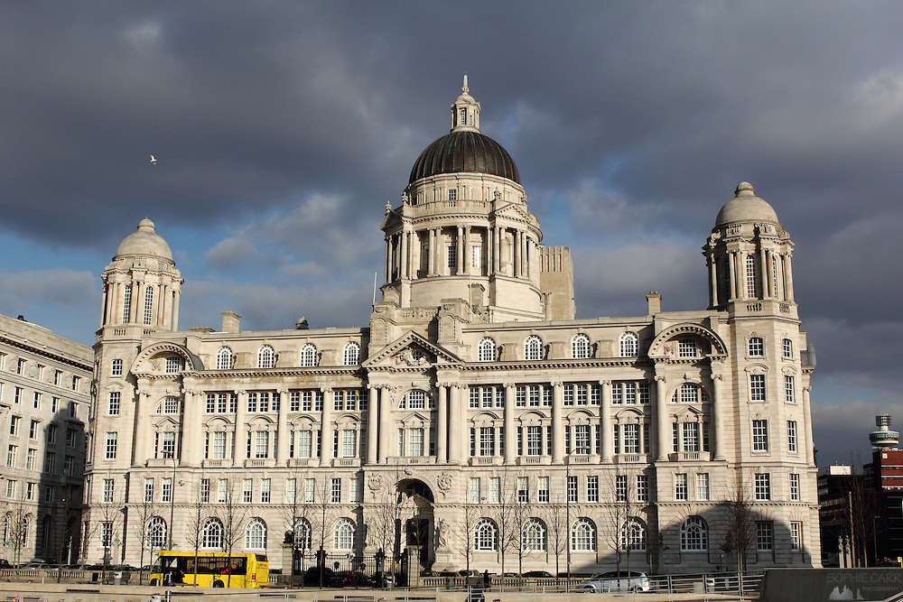 The Port of Liverpool Building, Liverpool
