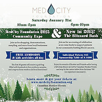 MedCity Foundation Blizzard Bash