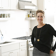 SHOT 3/21/17 11:47:06 AM - RE/MAX real estate agent Jill Grano in Boulder, Co. Grano is a top-selling agent in the hot housing market of Boulder, Co. but is also socially conscious and cares deeply about affordable housing in the market as well as helping to protect mobile home owners in the area from predatory investors who seek to take over their homes through tax lien sales.  (Photo by Marc Piscotty / © 2017)