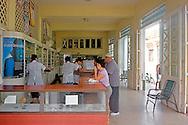 Pharmacy in Moron, Ciego de Avila, Cuba.