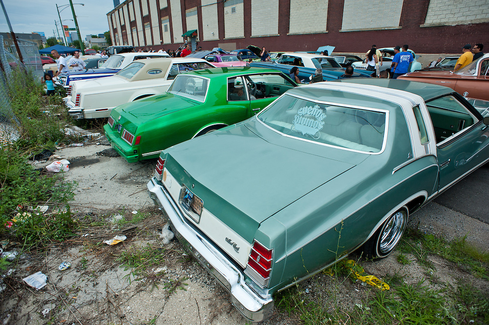 2nd Annual Slow & Low Lowrider Festival and Exhibit at Chicago Urban Art Society