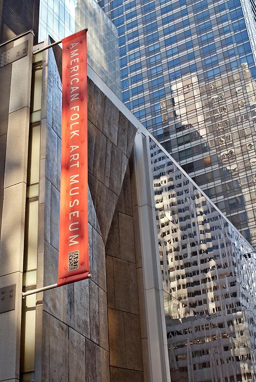 american crafts museum new york city